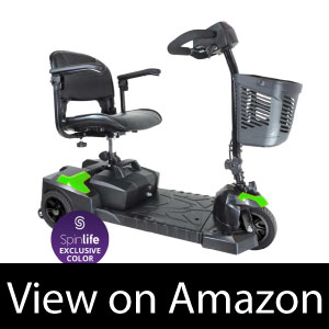 lightweight mobility scooters